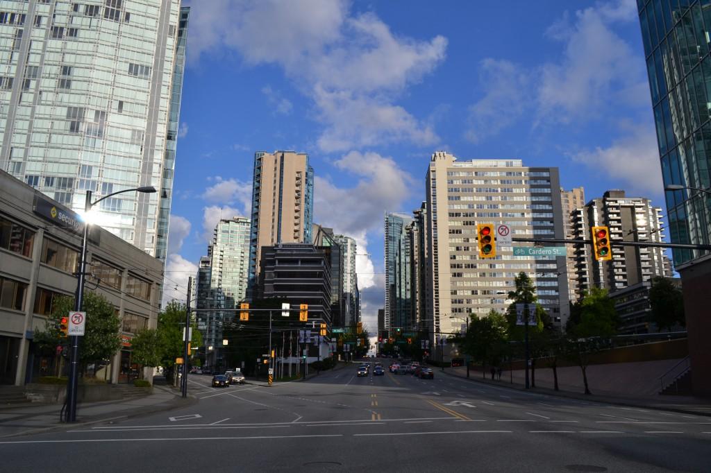 Vancouver big boulevard